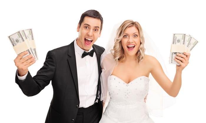 Лучшие кредиты на свадьбу