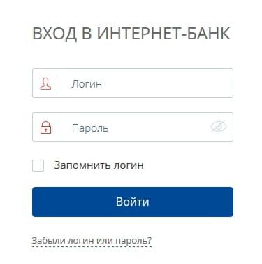 Личный кабинет Восточный Банк