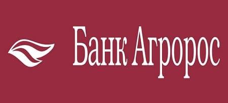 Личный кабинет банка Агророс